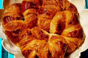 Butter Croissant - delivery menu