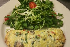 Omelette - delivery menu