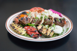 Shish Combo Single - delivery menu
