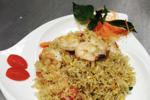 Simply Fried Rice - delivery menu