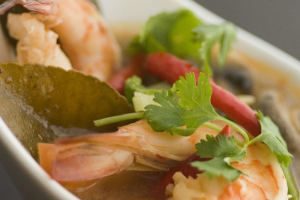 Tom Yum Soup - delivery menu