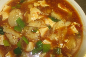 K13. Fish Fillet with Tofu - delivery menu