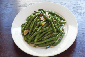 Dry Sauteed String Beans - delivery menu