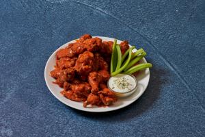 21 Pieces Buffalo Wings - delivery menu
