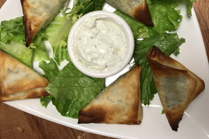 6 Spanakopita - delivery menu
