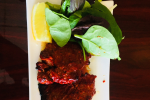 Barrah Kebab - delivery menu