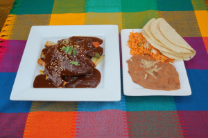 Chicken Mole Grilled Specialty - delivery menu