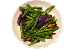 String Bean with Eggplants Lunch Special - delivery menu