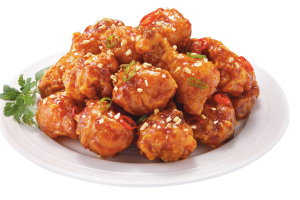 Gang-Jung Fried Chicken 치킨강정 - delivery menu