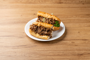 Cheese Steak - delivery menu