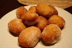 17. Fried Donut - delivery menu