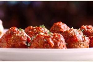 Side of 4 Meatballs - delivery menu