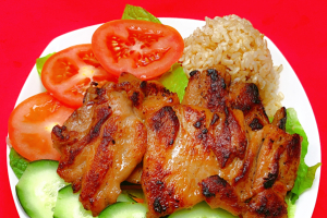 Health Chicken - delivery menu