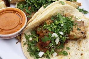 Tacos - delivery menu