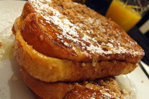 Traditional French Toast Breakfast - delivery menu