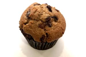 Raisin Bran Muffin - delivery menu