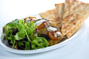 Eggplant Bademjan - delivery menu
