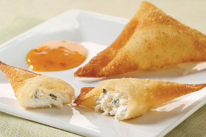 5. Crab Rangoon - delivery menu