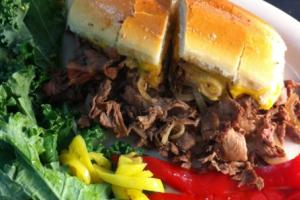 Mona's Conga Sandwich - delivery menu