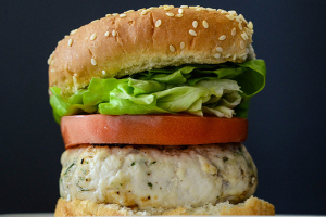 6 oz. Turkey Burger - delivery menu