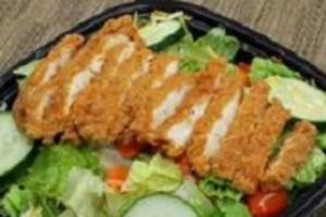 spicy chicken salad - delivery menu