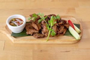Moo Ping - delivery menu