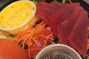 Tuna Sashimi Salad - delivery menu