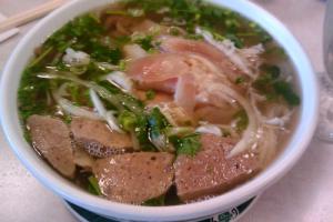 2. Dac Biet and Bo Vien Noodle Soup - delivery menu