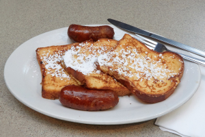 French Toast - delivery menu