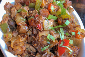 Brisket Hash Brunch - delivery menu