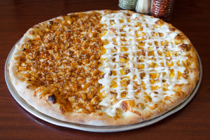 Chicken Bacon Ranch Pizza - delivery menu