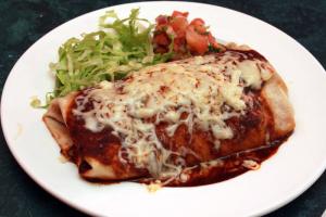 Puebla Burrito - delivery menu