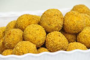Gluten Free Rice balls - delivery menu