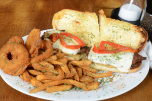 Cajun Chicken Sandwich - delivery menu