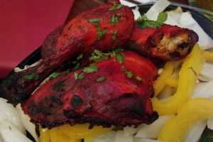 Tandoori Chicken - delivery menu