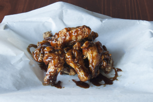 Party Wings Plate - delivery menu