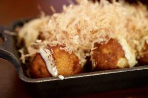 6 Takoyaki - delivery menu