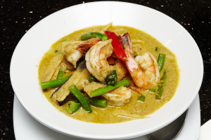 TC1. Gang Keow Curry - delivery menu