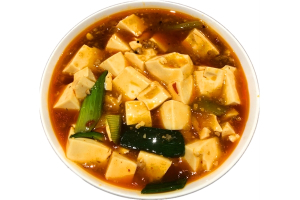 Ma Po Tofu with Minced Pork Lunch Special - delivery menu