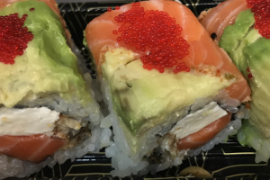 Salmon Lover Roll - delivery menu