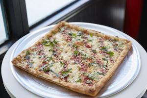 Grandma Pizza Pie - delivery menu