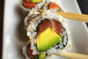 Alaskan Maki Roll - delivery menu