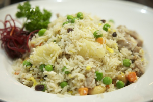 99. Pineapple Fried Rice - delivery menu