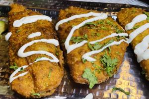 Veggie Empanadas - delivery menu