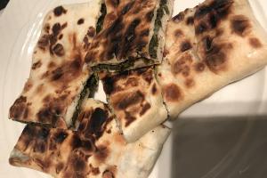 Spinach Fatyer - delivery menu