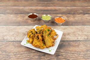 Vegetable Pakora - delivery menu