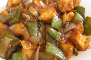 Chili Paneer - delivery menu