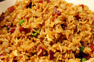 Smoked Pork Fried Rice - delivery menu