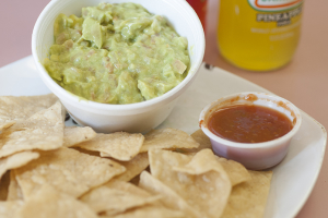 47. Guacamole - delivery menu