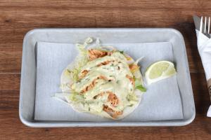 Bangin' Buffalo Chicken Taco - delivery menu